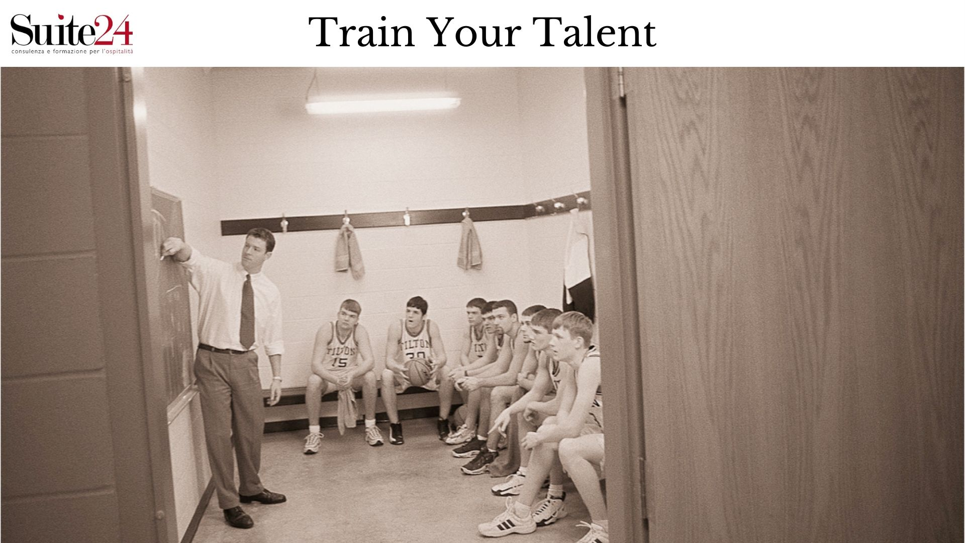 Train Your Talent